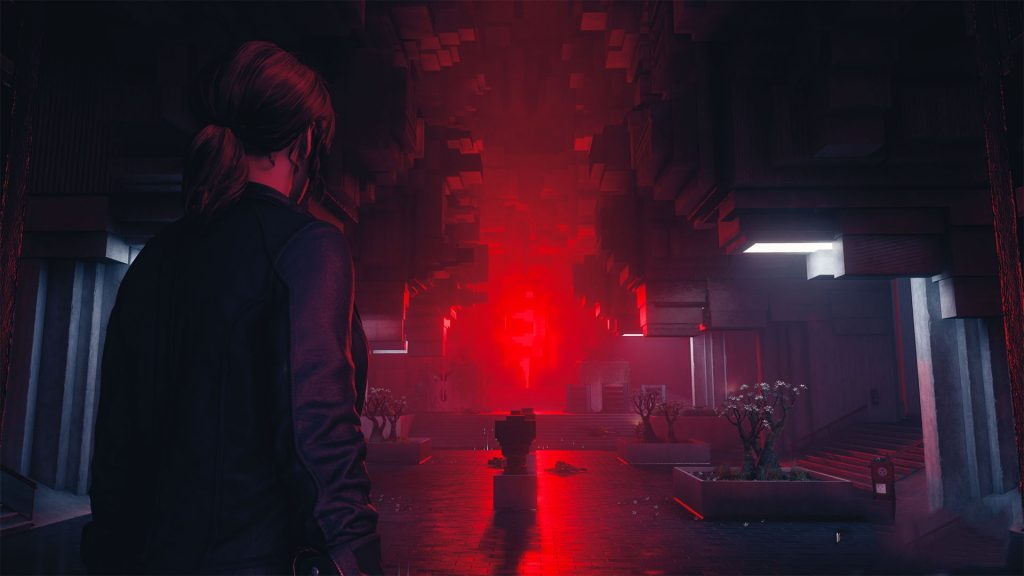 محیط بازی Control