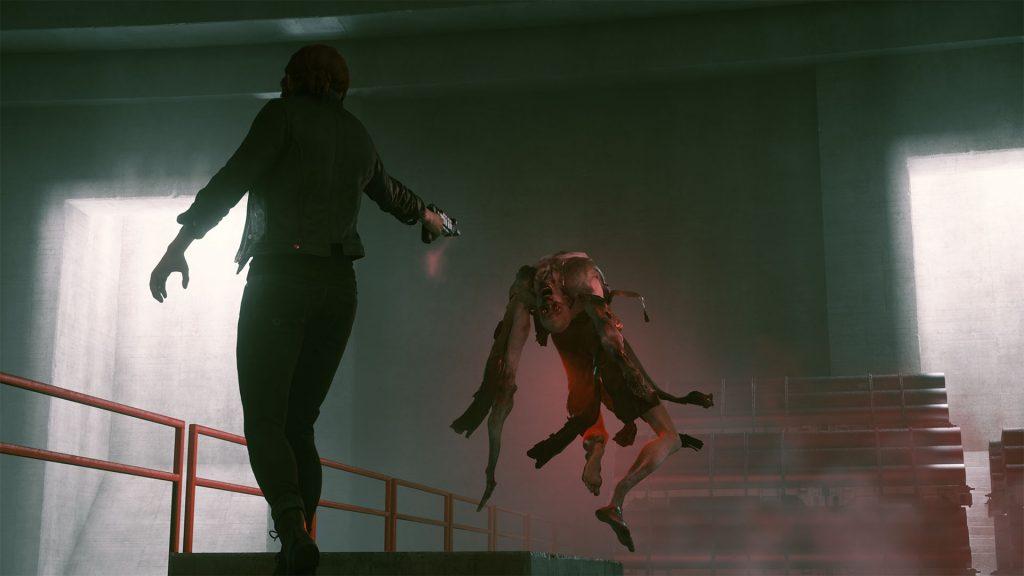 دشمنان در بازی Control