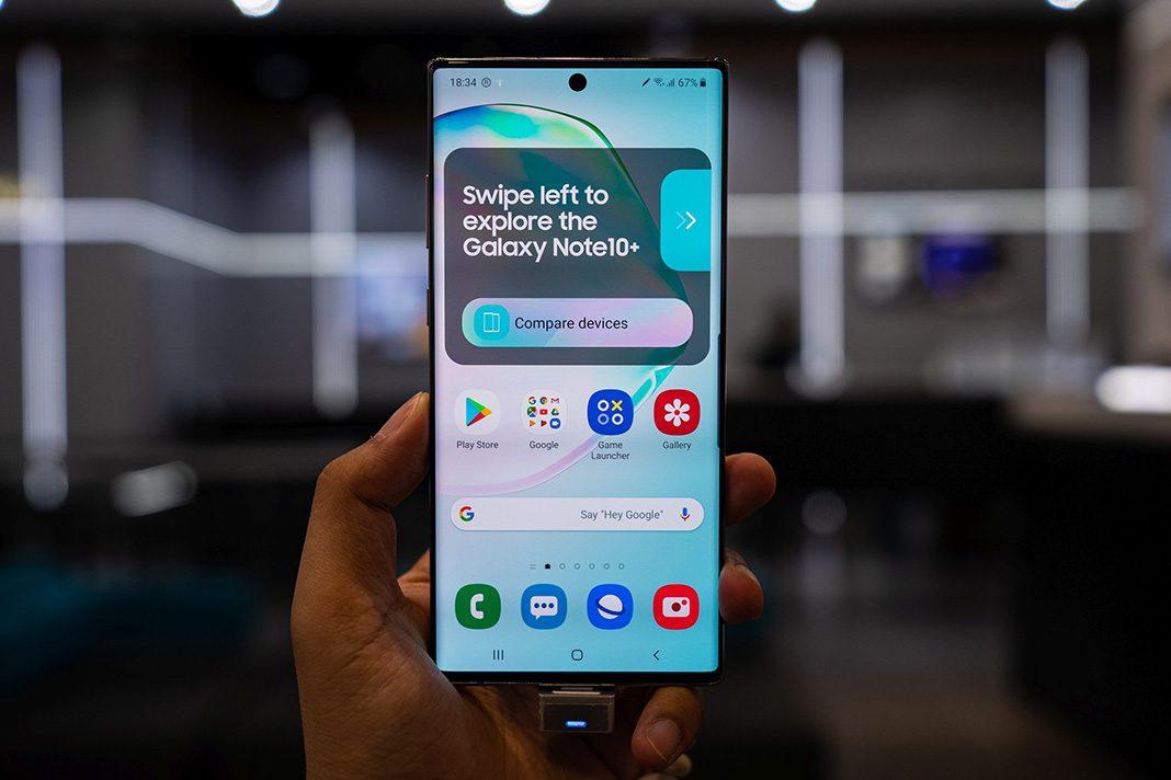 بررسی گوشی سامسونگ Galaxy Note 10