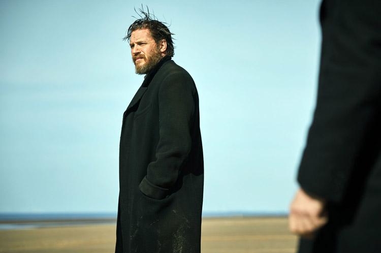 آخرین سکانس حضور تام هاردی در نقش آلفی سولومن
