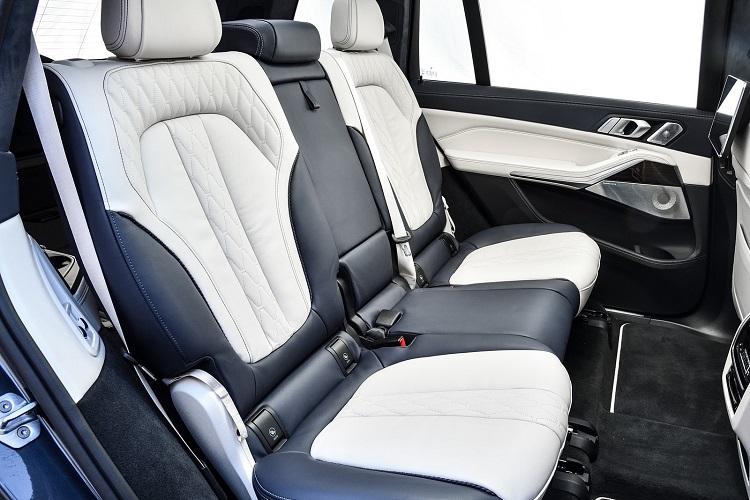 صندلیهای متصل BMW X7