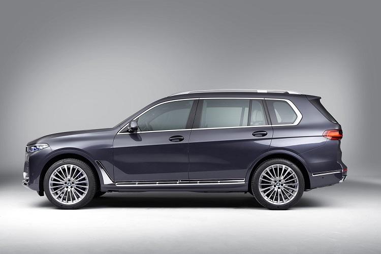 طراحی BMW X7
