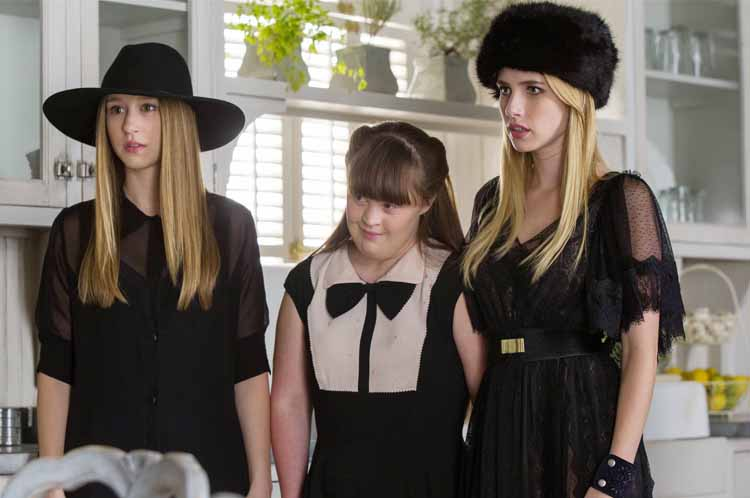 Coven Witches in AHS Apocalypse