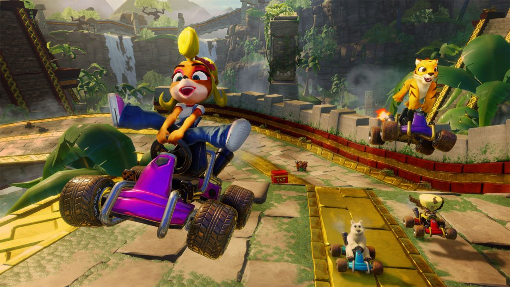 نقد و بررسی بازی Crash Team Racing Nitro-Fueled