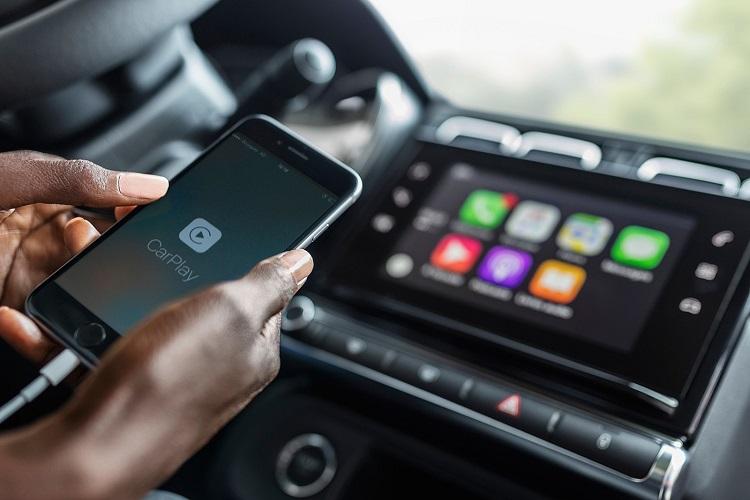 اتصال گوشی هوشمند به نمایشگر سیتروئن C3