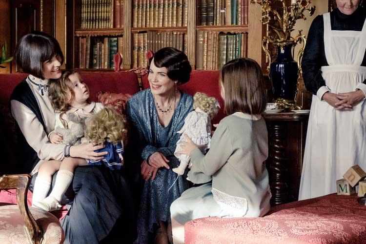 Downton Abbey Review 6