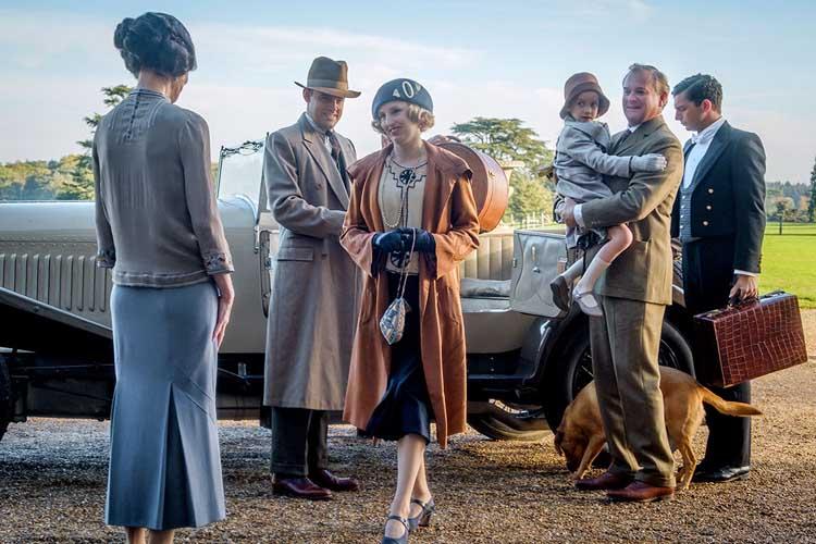 Downton Abbey Review 7