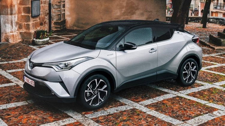 Toyota CHR مدل 2019