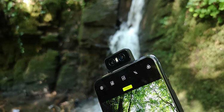 پاپآپ Asus Zenfone 6