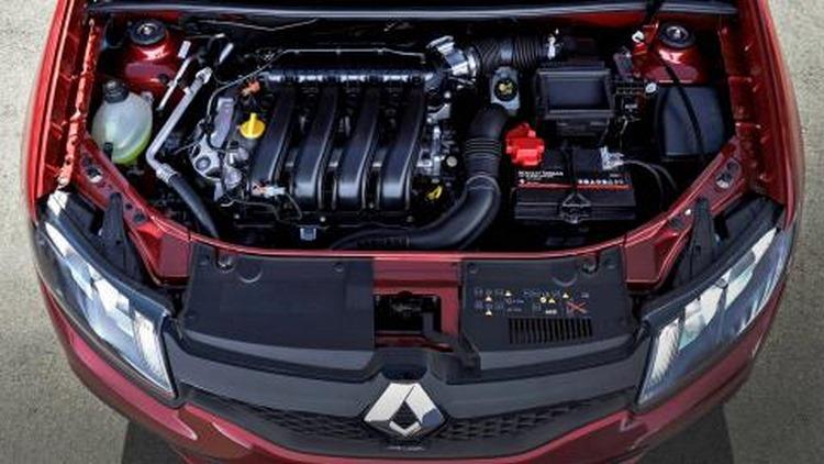 نمای موتور رنو ساندرو 2020