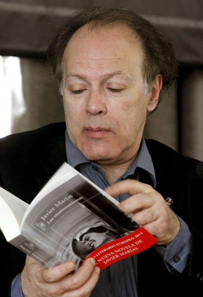 خابیر ماریاس، نویسندهی 68 ساله اسپانیایی