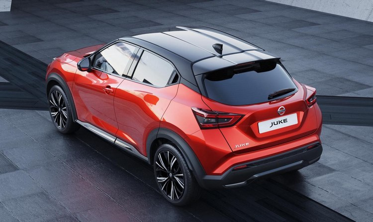 طراحی خارجی Nissan Juke 2020