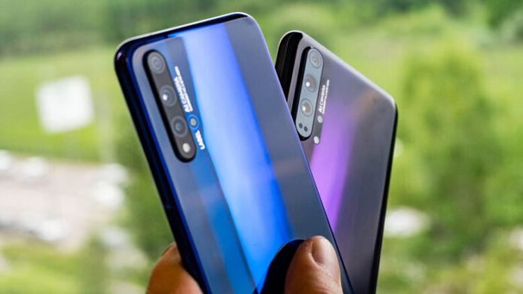 رنگ جذاب Huawei Y9s