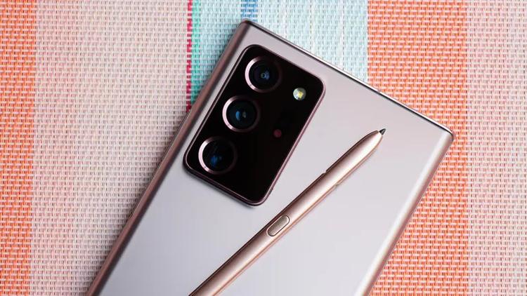 عملکرد گوشی Galaxy Note 20