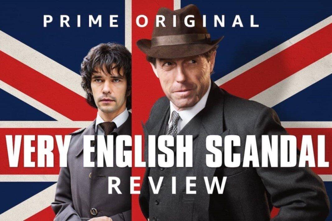 مینی سریال رسوایی انگلیسی
