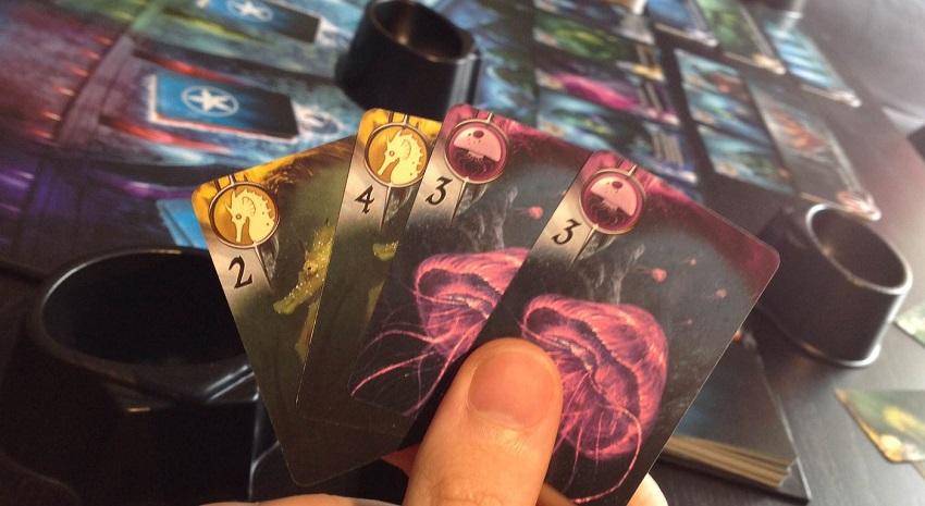 کارتهای هم پیمانان